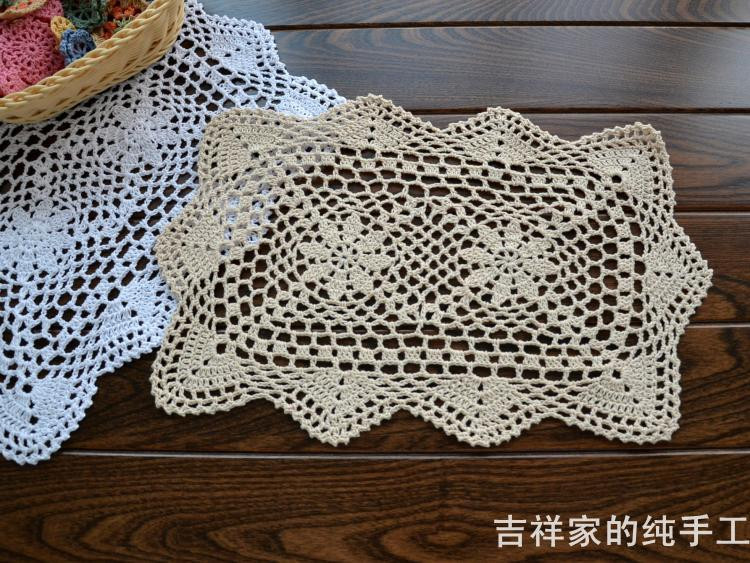 Square Doilies New Square Crochet Doilies Promotion Shop for Promotional Of Lovely 50 Pictures Square Doilies
