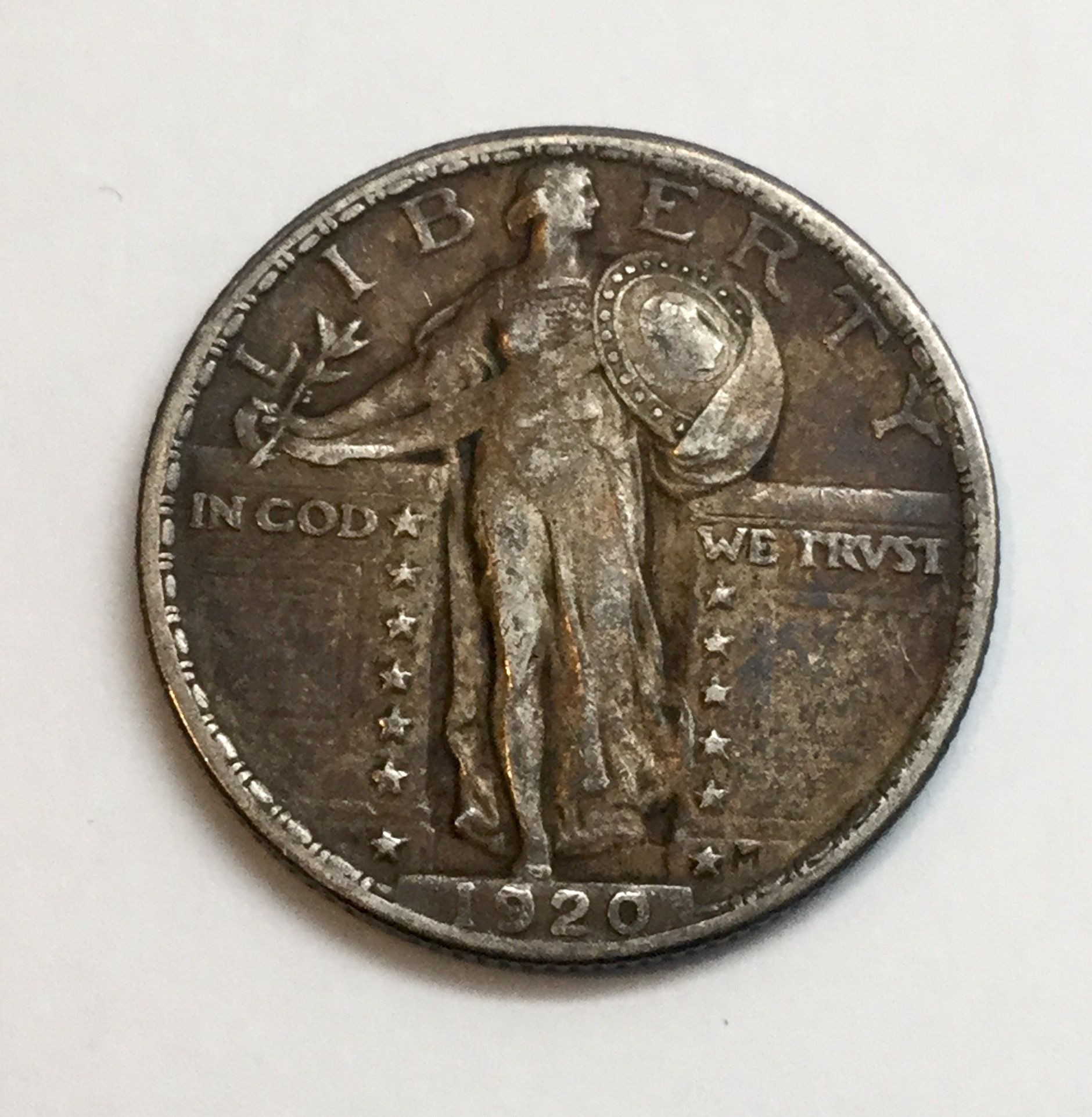 Standing Liberty Quarter Awesome 1920 Standing Liberty Quarter for Sale now Online Of Incredible 50 Pictures Standing Liberty Quarter