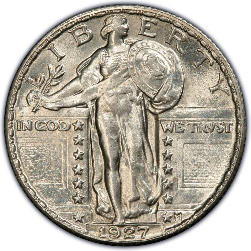 Standing Liberty Quarter Beautiful 1927 Standing Liberty Quarter Values and Prices Past Of Incredible 50 Pictures Standing Liberty Quarter