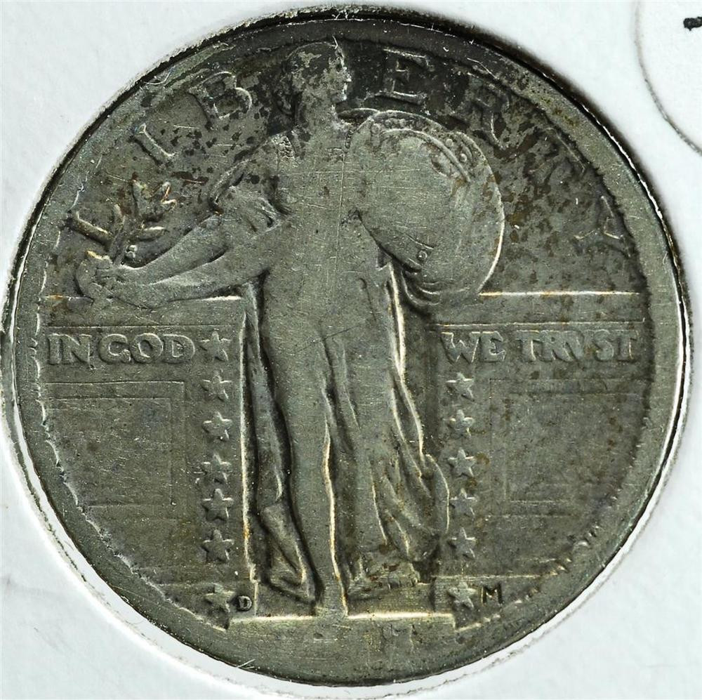 Standing Liberty Quarter Best Of 1918 D Standing Liberty Silver Quarter Dollar Ships for Of Incredible 50 Pictures Standing Liberty Quarter