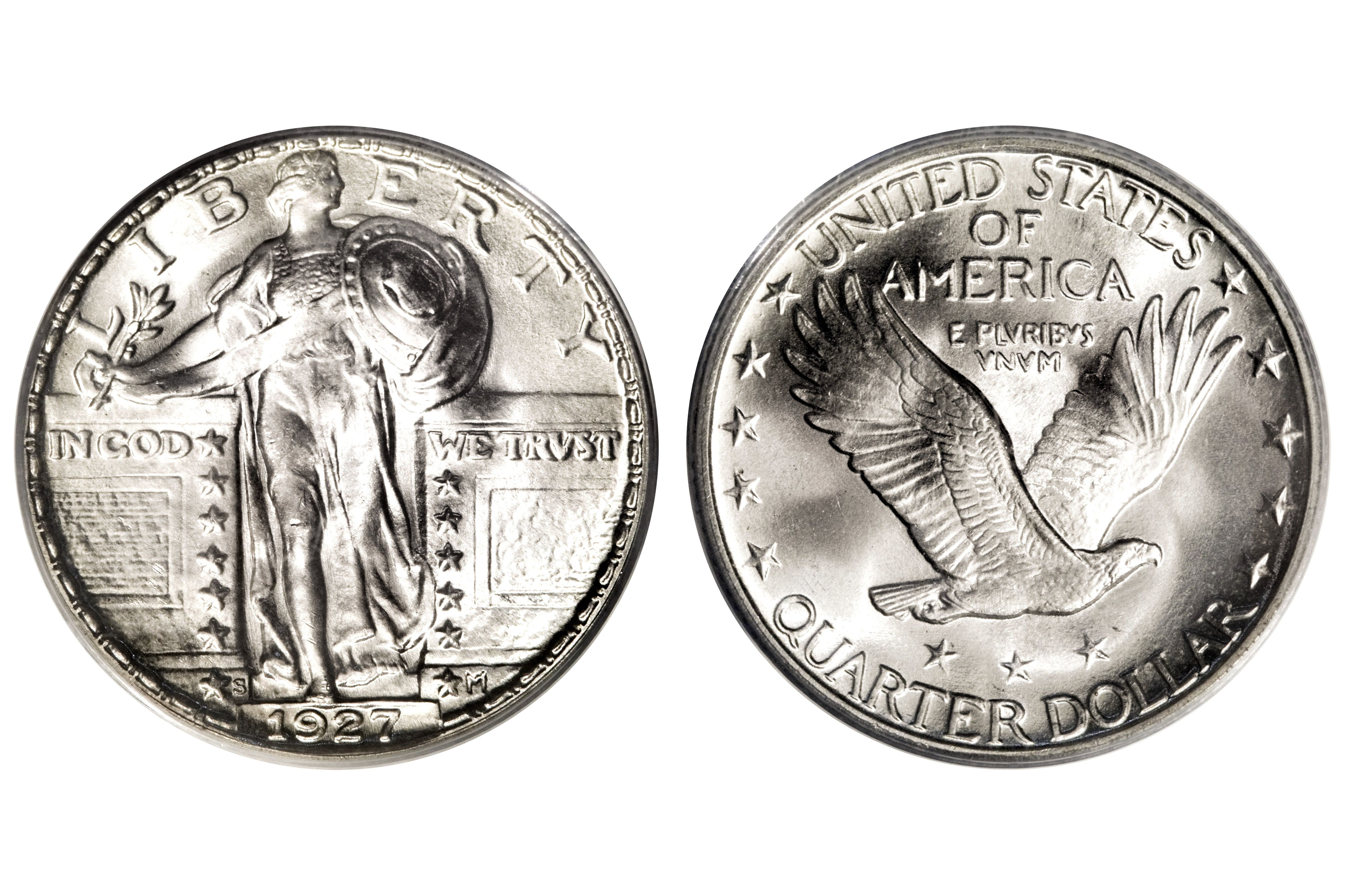 Collecting Standing Liberty Quarters