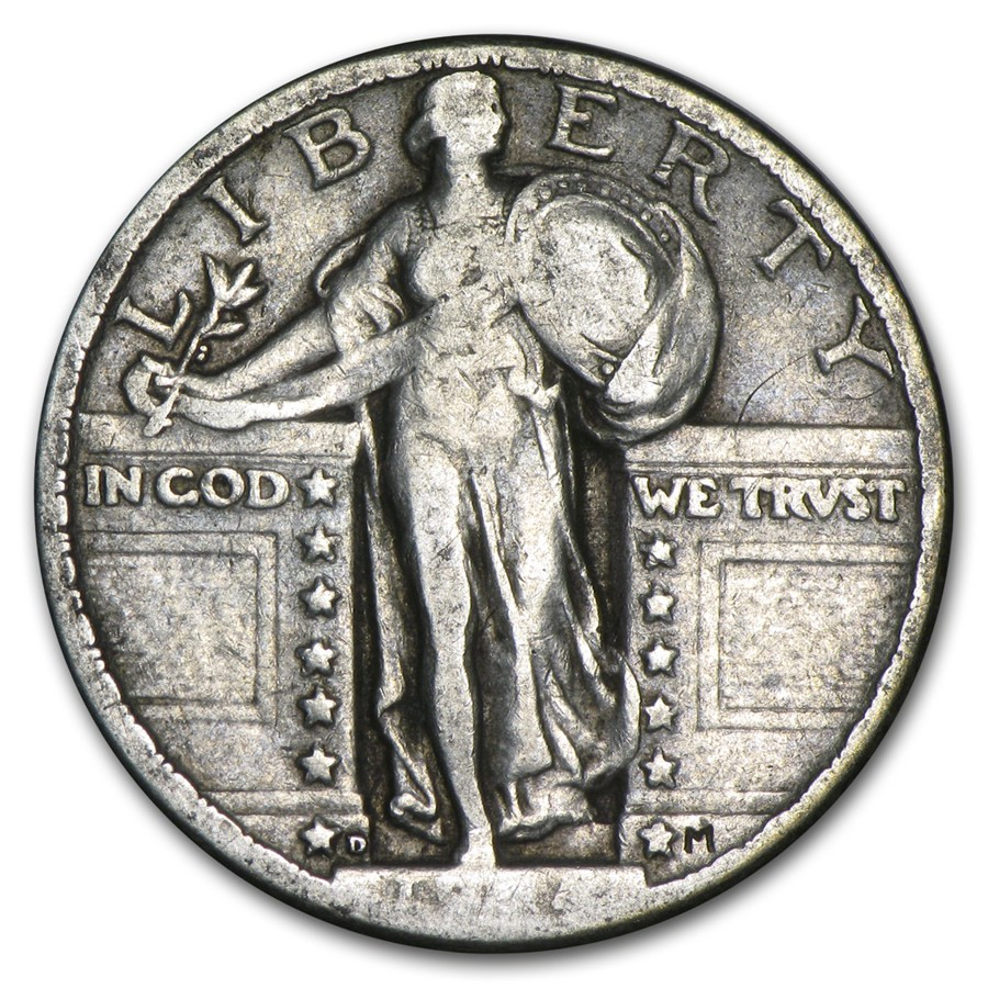 Standing Liberty Quarter Lovely 1924 D Standing Liberty Quarter Vf Partial Date Silver Of Incredible 50 Pictures Standing Liberty Quarter