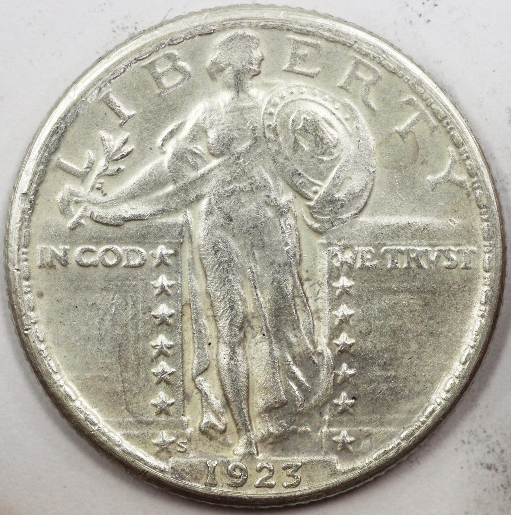 Standing Liberty Quarter Luxury 1923 S Standing Liberty Quarter Counterfeit Coin Help Of Incredible 50 Pictures Standing Liberty Quarter