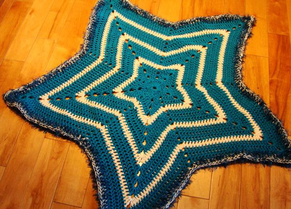 Star Blanket Crochet Pattern Beautiful Crochet Pattern On A Crochet Super Star Afghan 5 Point Of Adorable 46 Pictures Star Blanket Crochet Pattern