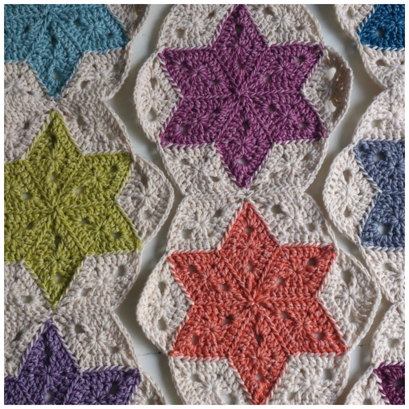 Star Blanket Crochet Pattern Best Of atty S Pattern Tutorial Star Blanket Of Adorable 46 Pictures Star Blanket Crochet Pattern