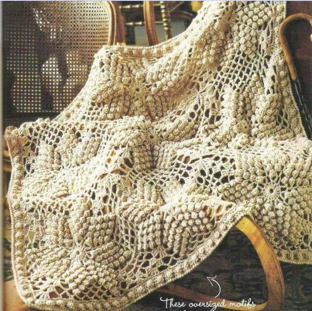 Star Blanket Crochet Pattern Inspirational Bobbled Star Crochet Afghan ⋆ Crochet Kingdom Of Adorable 46 Pictures Star Blanket Crochet Pattern