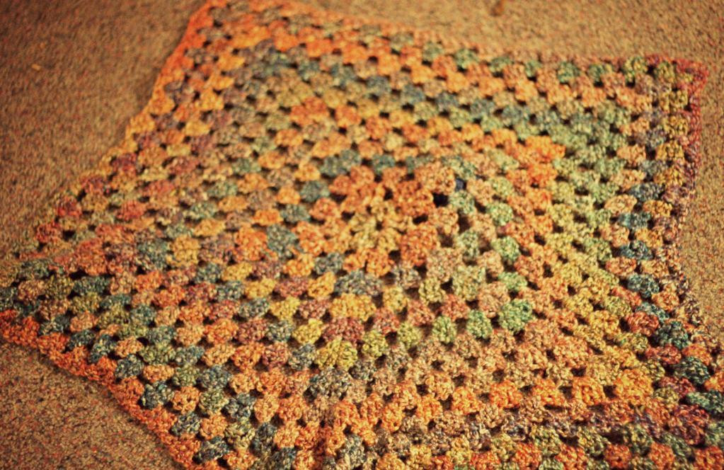 Crochet Granny Square Star Patterns Pakbit for