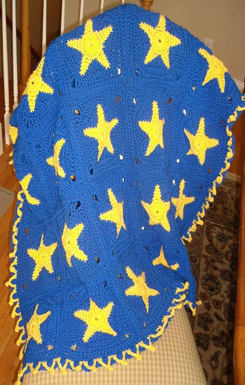Star Blanket Crochet Pattern Unique Smoothfox Crochet and Knit Kay S Star Blanket for Project Of Adorable 46 Pictures Star Blanket Crochet Pattern
