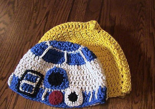 [Free Pattern] Any Star Wars Fan Will Absolutely Adore