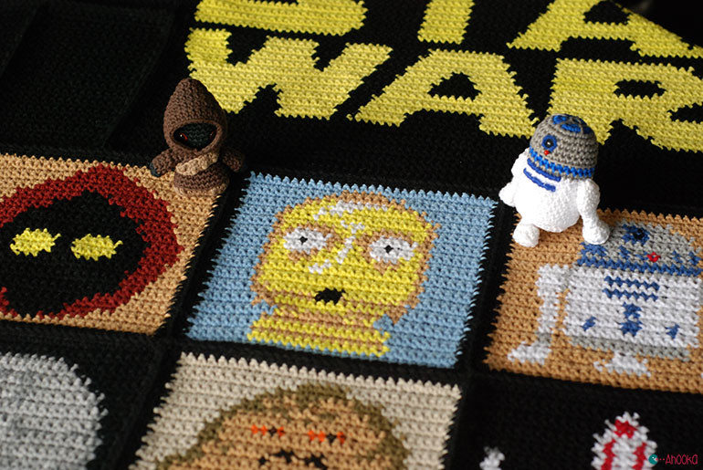 Star Wars Crochet Patterns Elegant May the 4th…be with Me and My Crochet Hook A Star Wars Of Luxury 40 Photos Star Wars Crochet Patterns