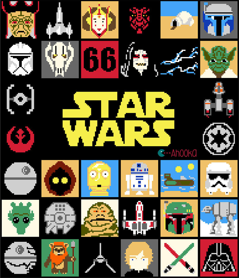 Star Wars Crochet Patterns Free Awesome Star Wars Crochet Blanket Free Charts and Explanations Of Marvelous 49 Photos Star Wars Crochet Patterns Free