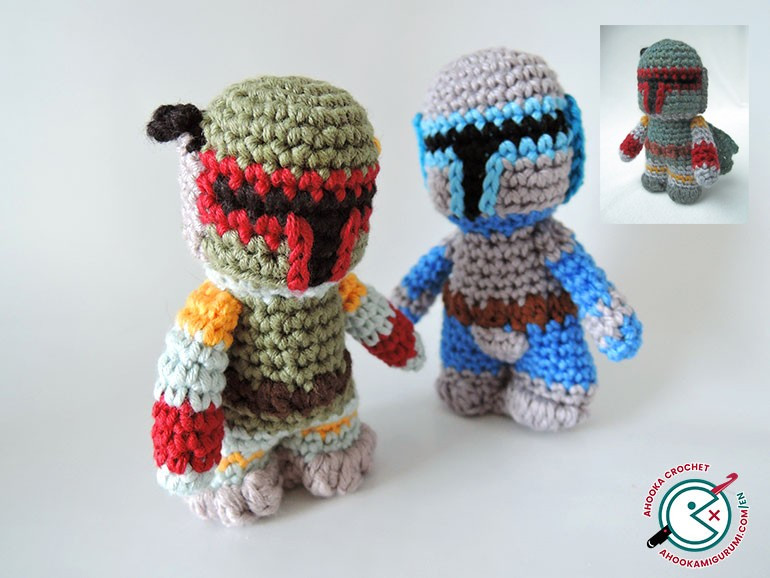 Star Wars Crochet Patterns Free Beautiful Pimp Your Pattern Star Wars Special Part 2 Of Marvelous 49 Photos Star Wars Crochet Patterns Free