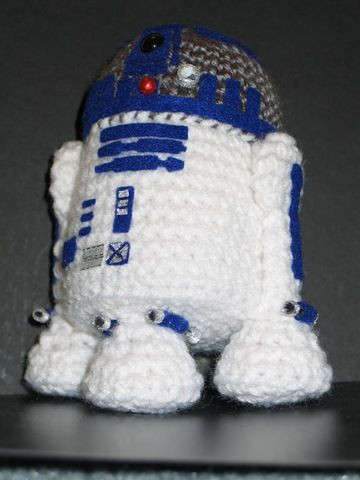 Star Wars Crochet Patterns Free New 1000 Images About Amigurumi On Pinterest Of Marvelous 49 Photos Star Wars Crochet Patterns Free