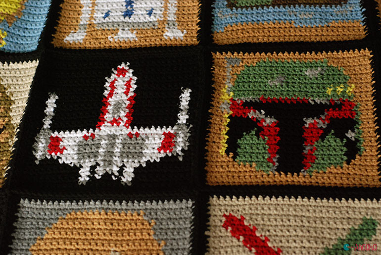 Star Wars Crochet Patterns Free Unique Star Wars Crochet Blanket Free Charts and Explanations Of Marvelous 49 Photos Star Wars Crochet Patterns Free