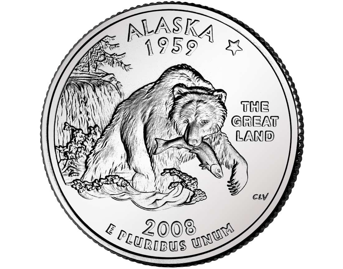 State Quarter Collection Beautiful Image Detail for Alaska State Quarter Collection Alaska Of Attractive 47 Photos State Quarter Collection