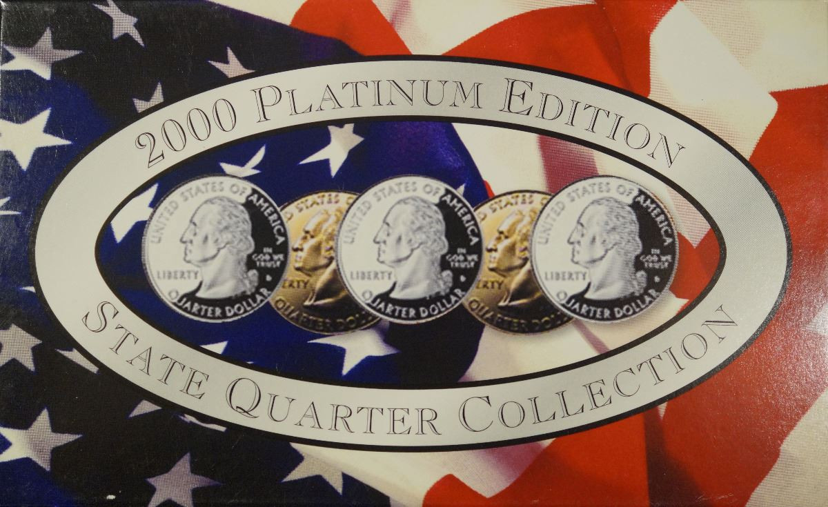 State Quarter Collection Best Of 2000 United States America State Quarter Collection Of Attractive 47 Photos State Quarter Collection