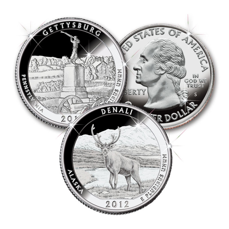State Quarter Collection Best Of All New State Quarters Silver Proof Collection Of Attractive 47 Photos State Quarter Collection