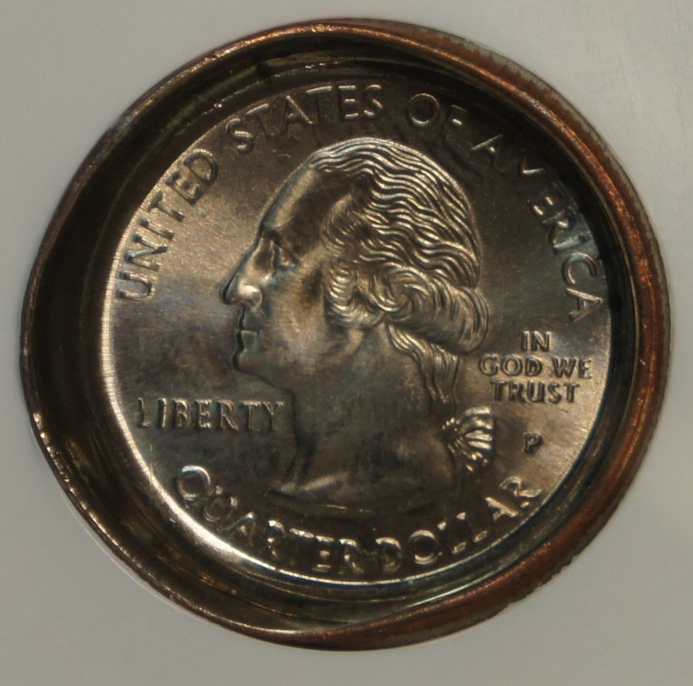 State Quarters Luxury State Quarter Obverse Die Cap – Ngc Ms67 Mint Error – Nice Of Wonderful 47 Images State Quarters