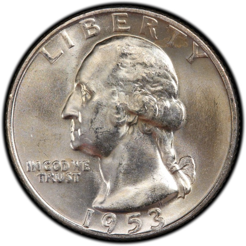 State Quarters Worth Money Inspirational 1953 Washington Quarter Values and Prices Past Sales Of Brilliant 50 Ideas State Quarters Worth Money