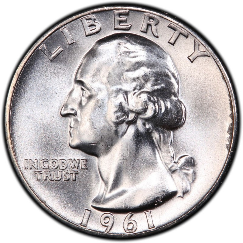 State Quarters Worth Money Inspirational 1961 Washington Quarter Values and Prices Past Sales Of Brilliant 50 Ideas State Quarters Worth Money
