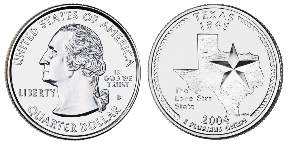 State Quarters Worth Money Inspirational 2004 D Texas State Quarters Value and Prices Of Brilliant 50 Ideas State Quarters Worth Money