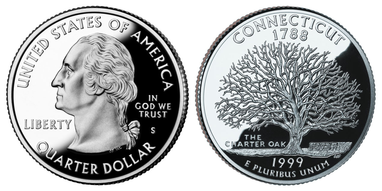 State Quarters Worth Money Lovely 1999 S Connecticut State Quarters Value and Prices Of Brilliant 50 Ideas State Quarters Worth Money