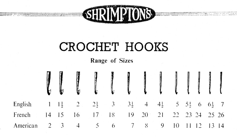 Steel Crochet Hook Sizes Lovely Crochet Hook Of Incredible 42 Photos Steel Crochet Hook Sizes