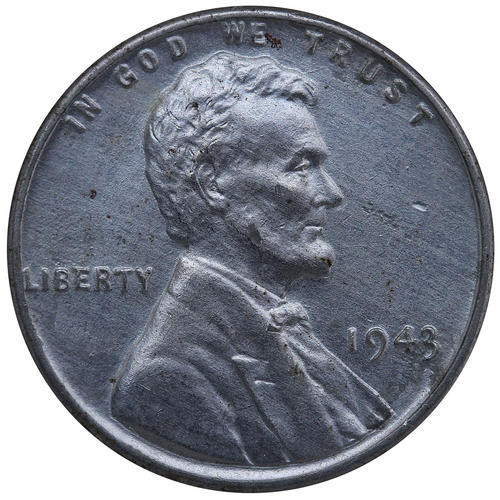 Steel Penny Value Elegant 1943 Lincoln Wheat Cent Uncirculated Steel Penny Us Coin Of Charming 47 Models Steel Penny Value