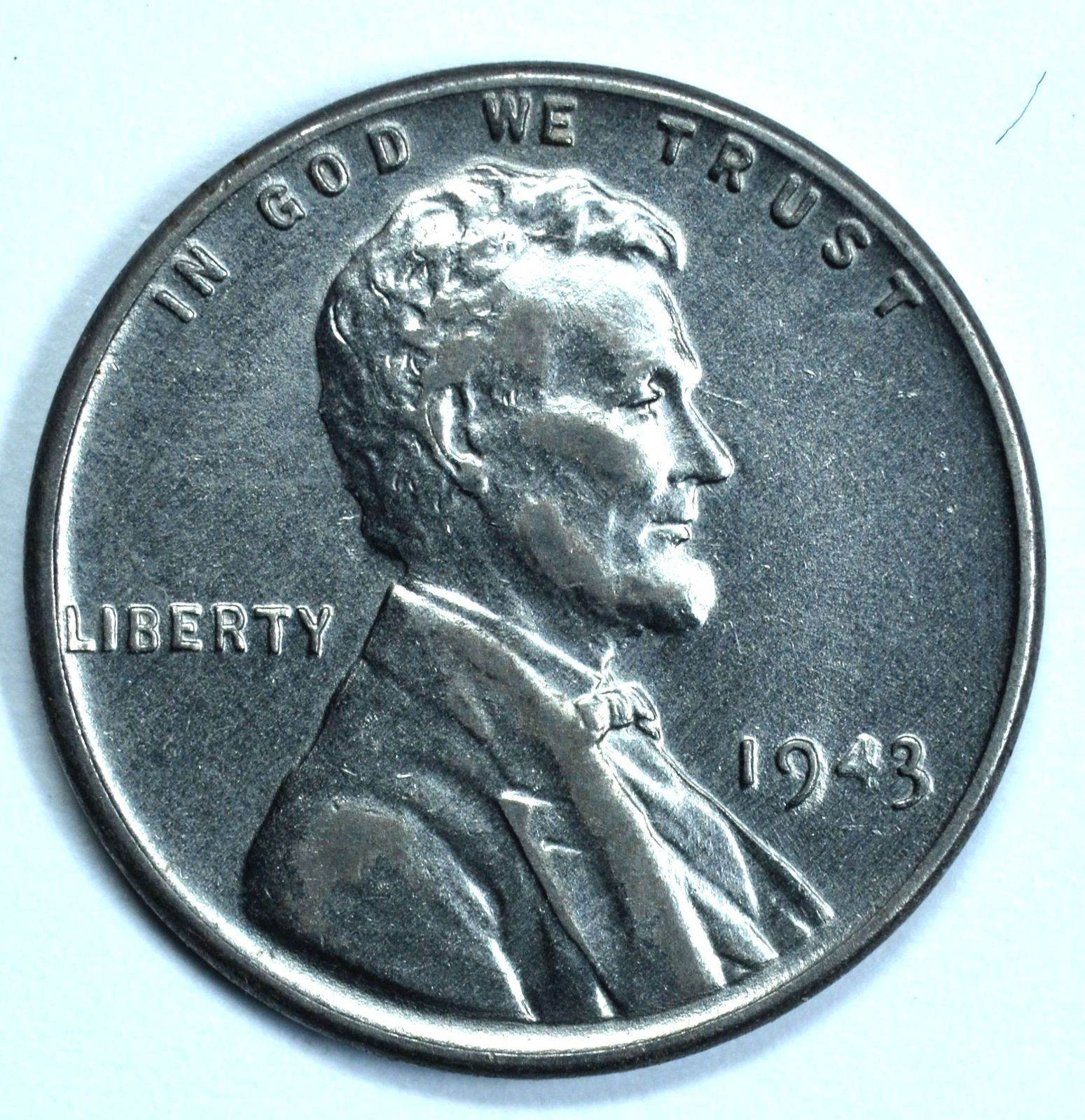 Steel Penny Value Inspirational 1943 P Lincoln Uncirculated Steel Wheat Penny Lincoln Of Charming 47 Models Steel Penny Value