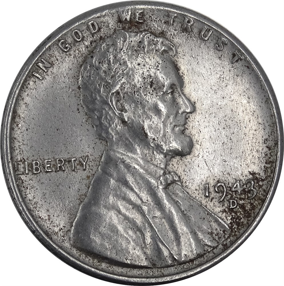 Steel Penny Value Lovely Gotocoinauction A Coinzip Pany 1943 D Wheat Cent Steel Of Charming 47 Models Steel Penny Value