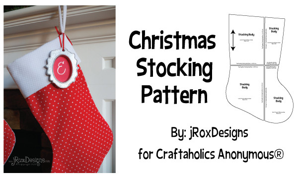 Stocking Pattern Unique Craftaholics Anonymous Of New 44 Models Stocking Pattern