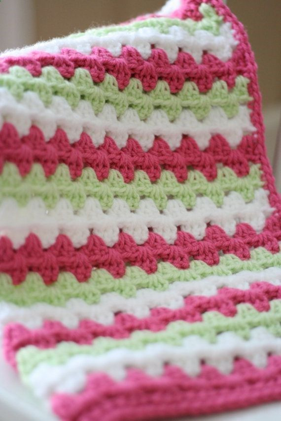17 Best images about Crochet baby blankets on Pinterest