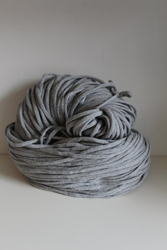 Fat Cotton 1 kg 2 2lbs in super bulky knitted yarn for