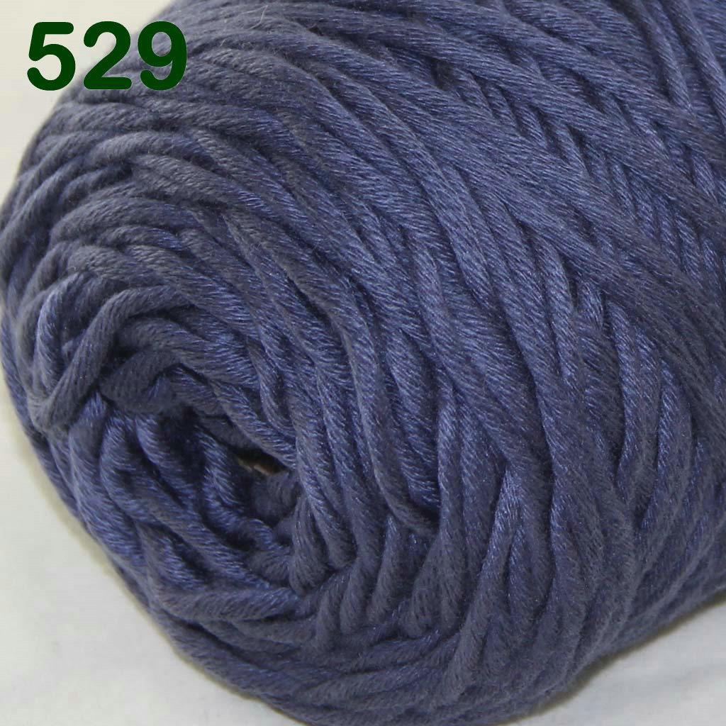 Sale New 1 Cone 400gr Soft Worsted Cotton Chunky Super