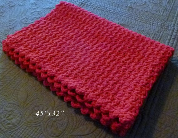 Super Bulky Yarn Blanket Awesome Handmade Crochet Baby Blanket Super Bulky Baby Blanket Of Brilliant 42 Models Super Bulky Yarn Blanket