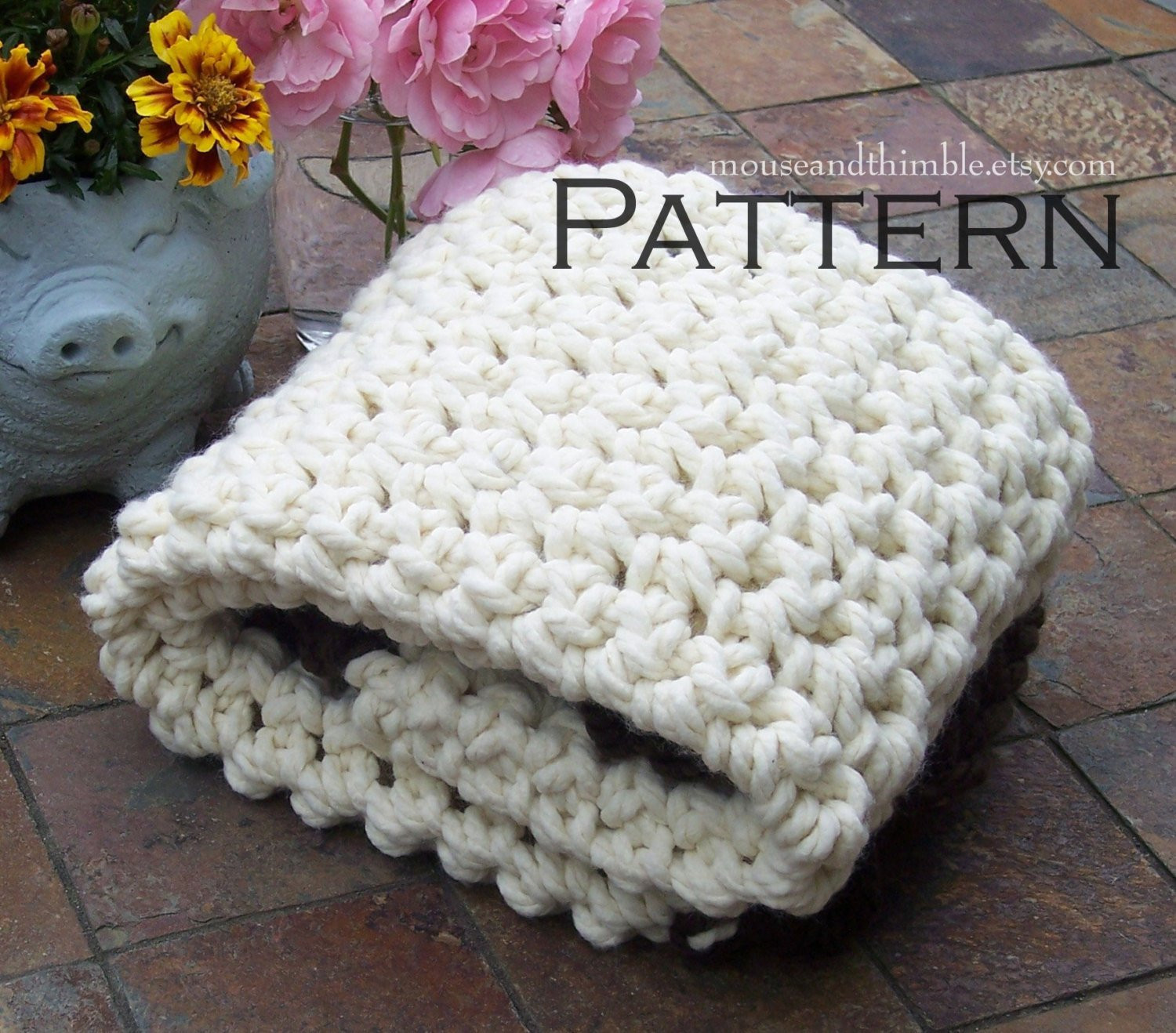 Super Bulky Yarn Blanket Best Of Crochet Prop Chunky Baby Blanket Beginner Pattern Of Brilliant 42 Models Super Bulky Yarn Blanket
