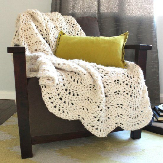 Super Bulky Yarn Crochet Patterns Best Of Crochet This Chunky and Cozy Lacy Throw Quickly Using Of Marvelous 41 Images Super Bulky Yarn Crochet Patterns