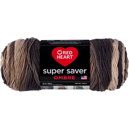 Super Saver Ombre New C&c Red Heart Super Saver Yarn 10oz Ombre Hickory Of Amazing 37 Images Super Saver Ombre