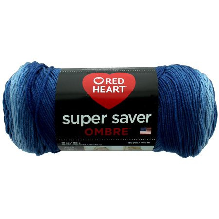 Super Saver Ombre New C&c Red Heart Super Saver Yarn 10oz Ombre Trueblue Of Amazing 37 Images Super Saver Ombre