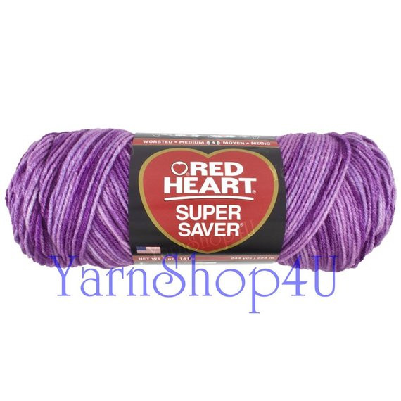 Super Saver Ombre New Purple tones Red Heart Super Saver Purple Variegated 5oz Of Amazing 37 Images Super Saver Ombre