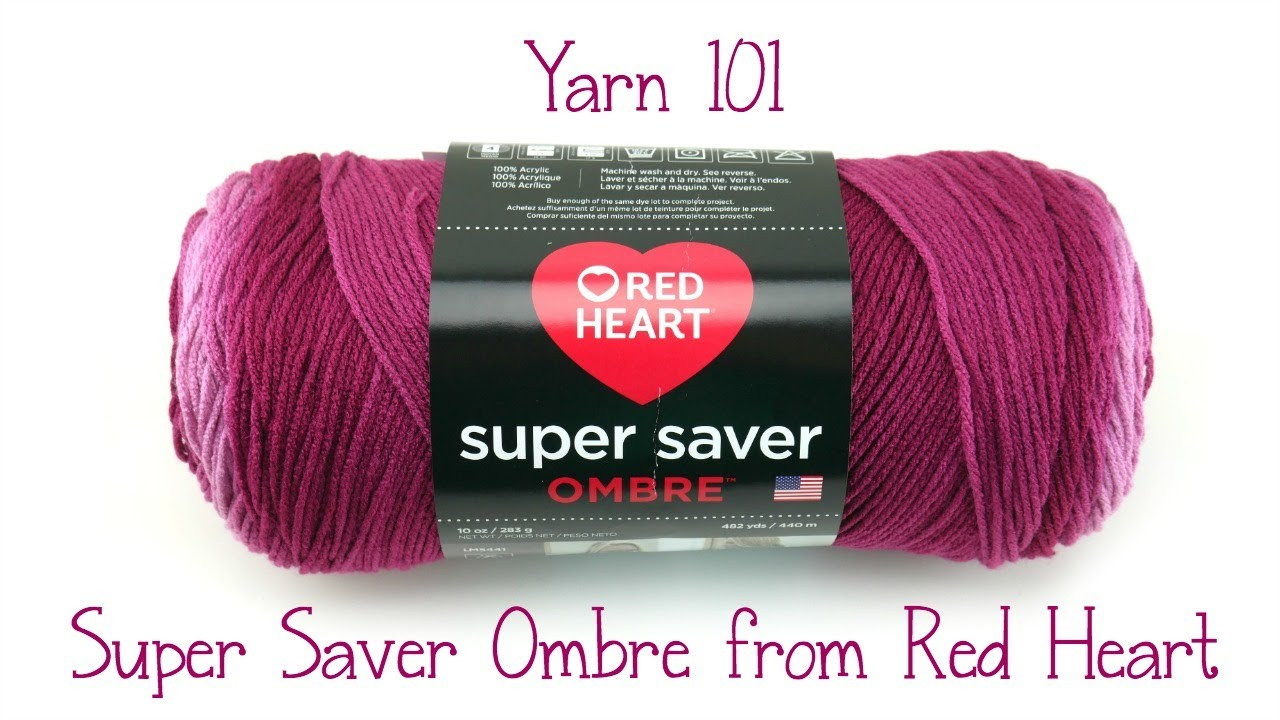 Super Saver Ombre Unique Yarn 101 Super Saver Ombre From Red Heart Episode 432 Of Amazing 37 Images Super Saver Ombre