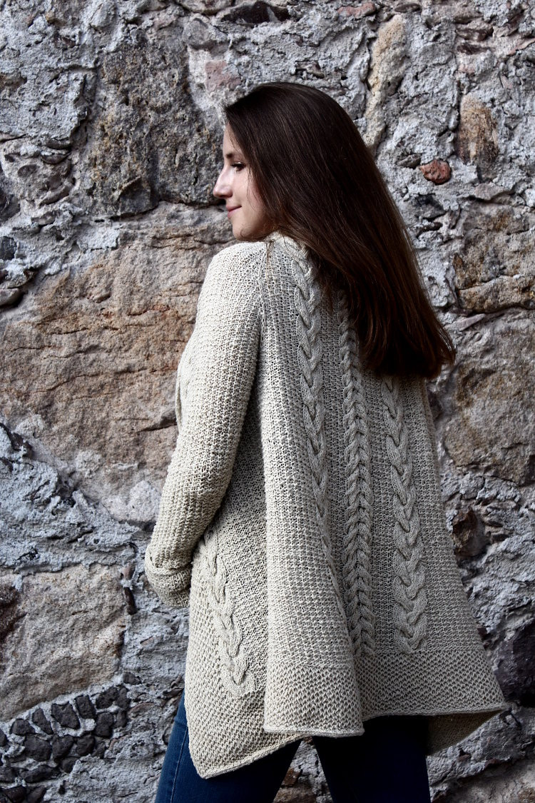 Sweater Pattern Awesome the Choice Cable Textured Cardigan Pattern – the Gift Of New 40 Photos Sweater Pattern