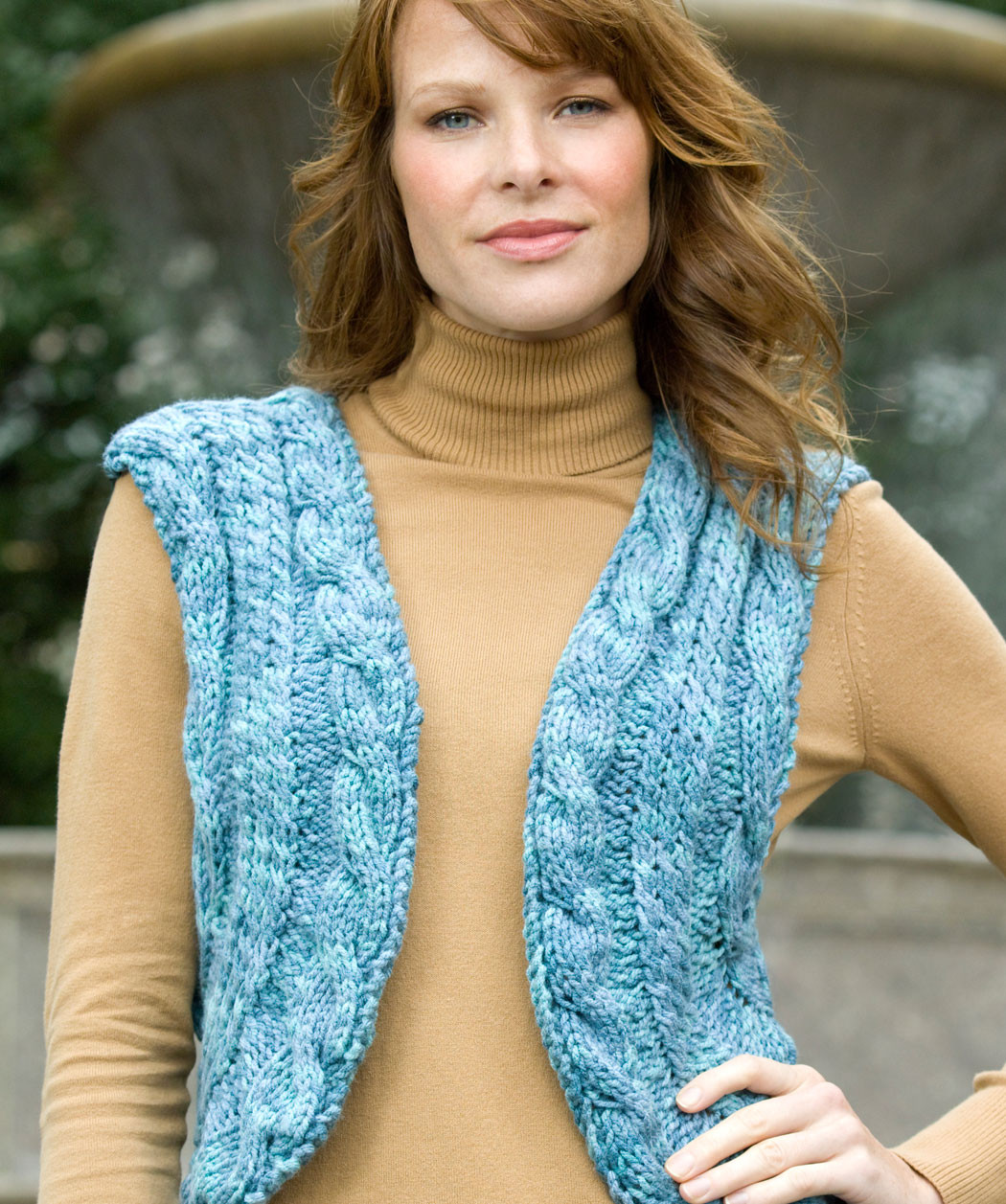 Cable Knit Sweater Patterns