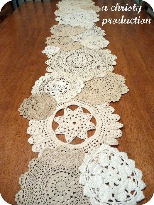 Table Doilies Best Of Doily Table Runner until now I Never Knew What to Do Of Attractive 44 Pictures Table Doilies