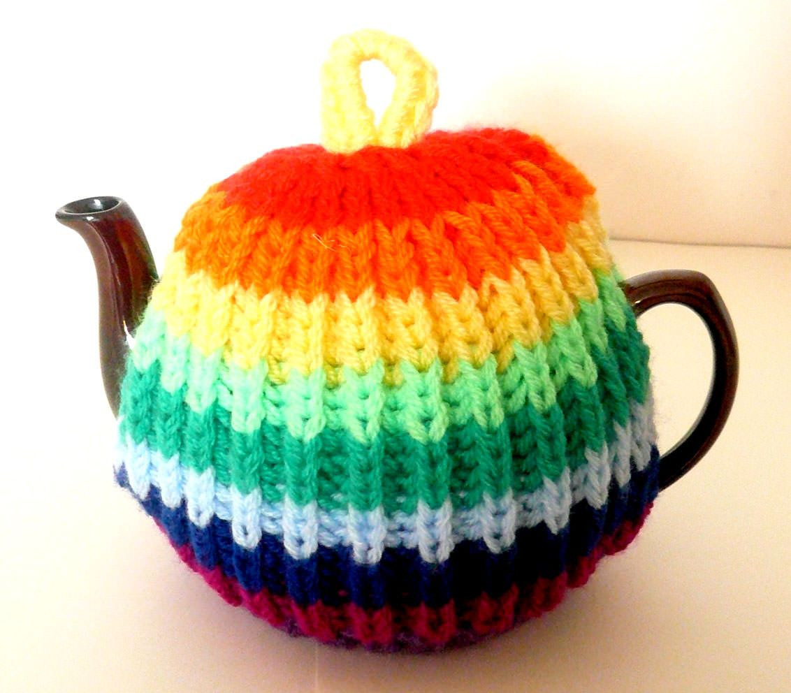 Tea Cosy Beautiful Hand Knitted Multi Coloured Tea Cosy Of Beautiful 41 Pics Tea Cosy