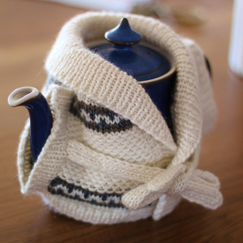 Tea Cosy Inspirational Purlescence Fyberspates Retro Tea Cosy Kit Of Beautiful 41 Pics Tea Cosy