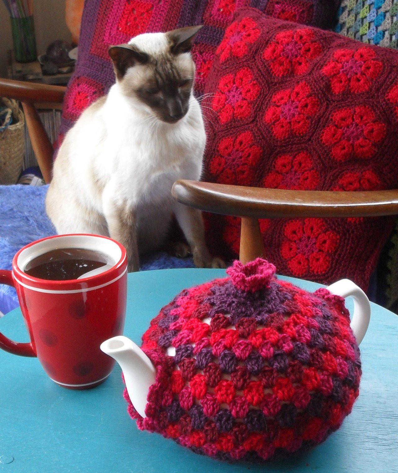 Tea Cosy New 20 Handmade Tea Cozy with Patterns Page 2 Of 3 Of Beautiful 41 Pics Tea Cosy