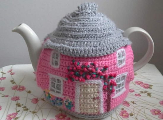 Tea Cosy New Fairy House Teapot Cosy Pattern is Gorgeous Of Beautiful 41 Pics Tea Cosy