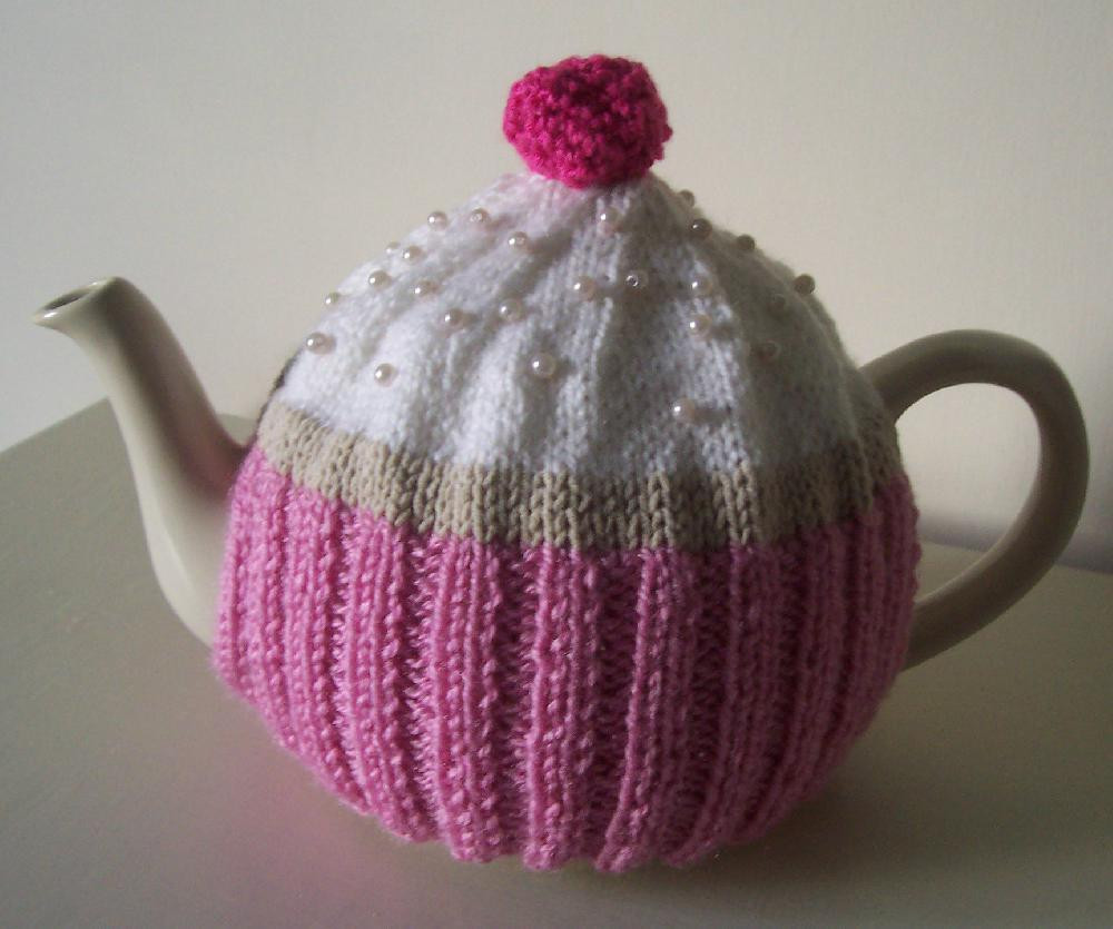 Tea Cosy Patterns Awesome Cupcake Tea Cosy Knitting Pattern by Buzybee Of Innovative 44 Models Tea Cosy Patterns