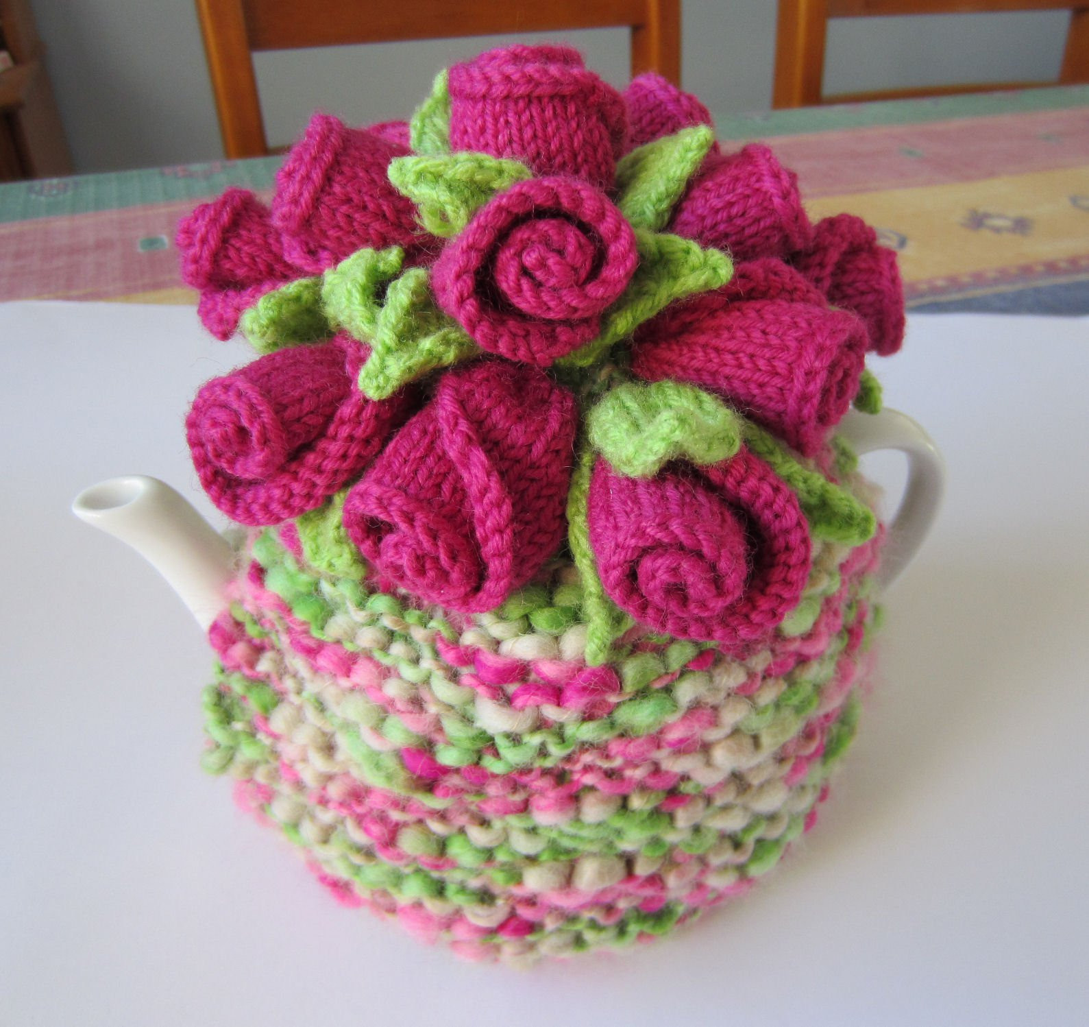 20 Handmade Tea Cozy with Patterns Page 2 of 4